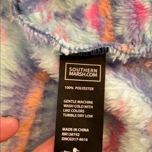 Southern Marsh Tops - Southern Marsh Fleece Pullover